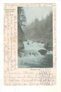 Wind River Falls, Shepard's Springs Mineral Springs Hotel Co., Carson, Washin...