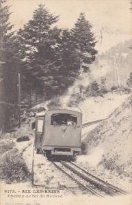 AIX LES BAINS , France , 00-10s Railroad / Train