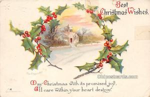 Holiday Postcards 1916