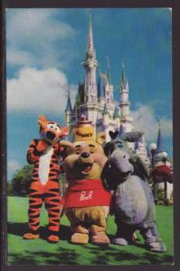 Fantasyland,Walt Disney World Postcard