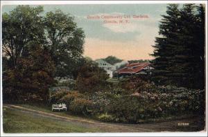 Oneida Community Ltd Gardens, Oneida NY