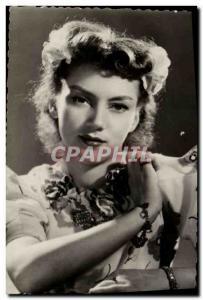Postcard Modern Cinema Yvette Lebon