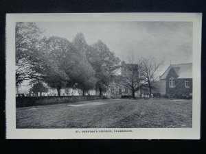 Kent CRANBROOK St. Dunstan's Church c1910 Postcard by H.Waters