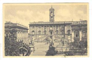 Campidoglio Das Kapitol, Roma, Italy, PU-00-10s
