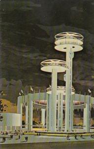 The New York State ExHibit New York Worlds Fair 1964 1965