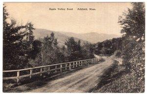 Ashfield, Mass, Apple Valley Road