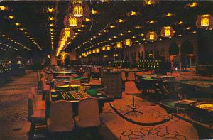 Bahamas Freeport Interior Of Fabulous El Casino