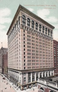Illinois Chicago Commercial National Bank Building sk1424