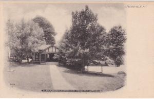 ASHEVILLE , North Carolina , 00-10s ; Albemarle Clubhouse, Albemarle Park