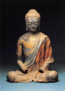Seated Buddha - Chinese