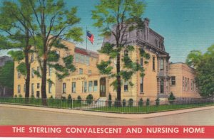 BROOKLYN, New York, 1945; Sterling Convalescent and Nursing Home