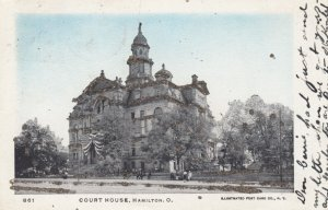 HAMILTON , Ohio , 1906 ; Court house