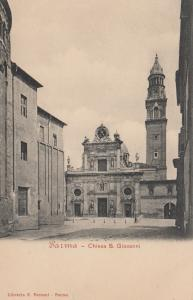 PARMA, Italy , 1890s; Chiesa S. Giovanni