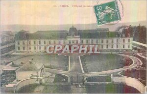 Postcard Old Nancy's Military Hospital Army