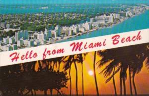 Florida Hello From Miami Beach