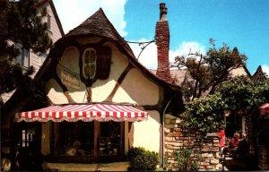 California Carmel The Tuck Box English Tea Room