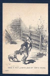 VICTORIAN TRADE CARD Agricultural Implements
