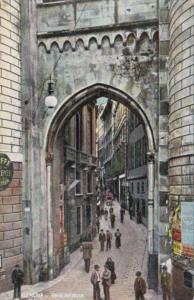 Italy Genova Porta del Vacca