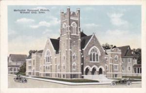 Iowa Webster City Methodist Episcopal Church