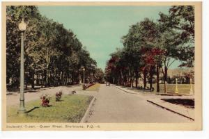 Queen Street , SHERBROOKE , Quebec , Canada , 30-40s