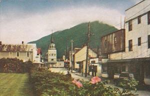 Alaska Sitka Main Street