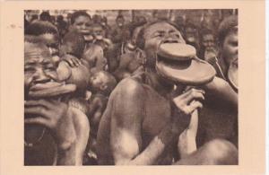 Colonies Francaises L'Afrique Equatoriale Francaise Oubangui-Chari Femme...