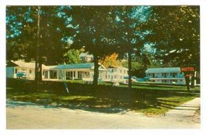 Lake Simcoe Motel, Barrie, Ontario, Canada, 40-60´s