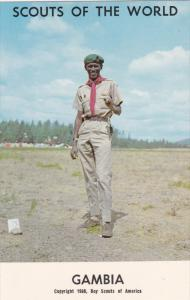 Boy Scouts of the World, GAMBIA, 1960´s