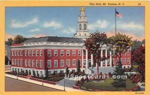 City Hall Mt Vernon NY Unused
