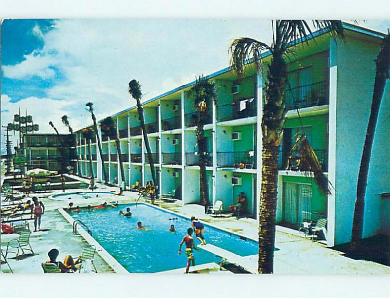 1983 Sea Banks Motel Myrtle Beach South Carolina Sc M1630