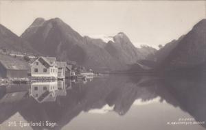 RP: Fjoerland i Sogn , Norway , 1910-20s