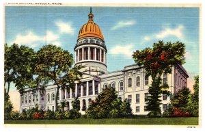 Maine Augusta , State Capitol