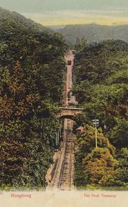Hongkong , The Peak Tramway , China , 00-10s