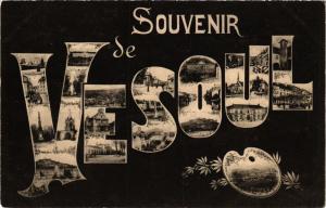 CPA Souvenir de VESOUL (452293)