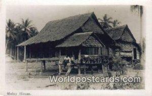 Malay House Malaysia Unused