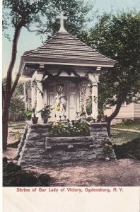 OGDENSBURG, New York, 1901-1907; Shrine Of Our Lady Of Victory