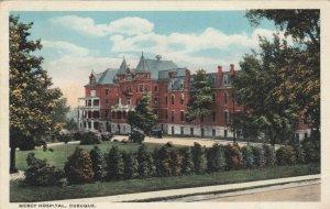 DUBUQUE , Iowa , 1910s ; Mercy Hospital