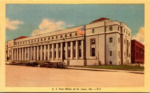 Missouri St Louis Post Office Dexter Press