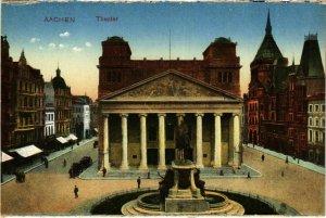 CPA AK Aachen- Theater GERMANY (942539)