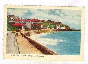 MAR DEL PLATA - Playa Los Ingleses , Chile, 1950