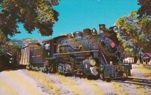 Virginia & Truckee Railroad Locomotive No 5