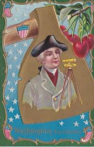 George Washington As Surveyor