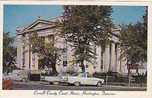 Tennessee Huntington Carrol County Court House