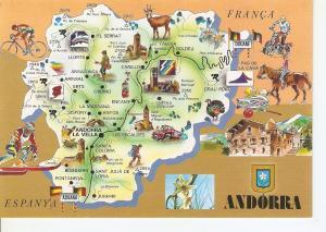 Postal 039644 : Andorra