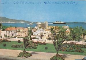 Postal 60316. Las Palmas de Gran Canaria. Vista Parcial
