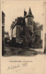 CPA Villa Mascarel-Le MONT-DORE (46548)