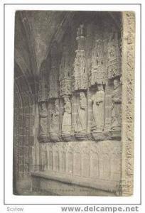 Interieur du Porphe de l'Eglise, Landivisiau, France, 00-10s