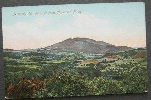 Ascutney Mountain VT From Claremont NH Hugh C Leighton Pub 5534