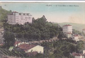 GRASSE (Alpes Maritimes), France, PU-1908; Le Grand-Hotel Victoria