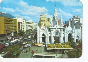 Postal 039748 : Iglesia Santa Capilla. Caracas - Venezuela